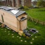 Los van het energienet in je Tiny House